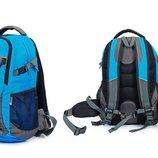 Рюкзак спортивный с жесткой спинкой Zelart 3702 ранец спортивный , 4 цвета 50х33х16см, 26 литров