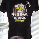 Фирменная футболка стильная Strong Стронг .м-л .