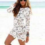 Пляжное платье ажурное AL7017