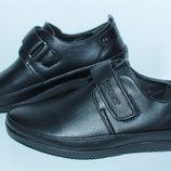 Туфли подростковые на мальчика тм Kimboo р. 31, 33, 34, 35, 36