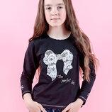 Блуза школьная рост 116-140