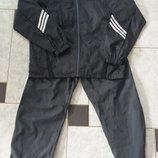 Серый спортивный костюм на подростка 14-15лет