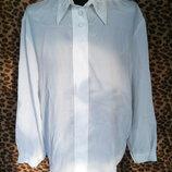 Белая блуза, длинный рукав