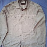 Рубашка мужская фирмы Burton L р.