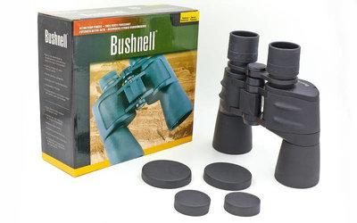 Бинокль Bushnell AXT1151 с чехлом кратность 10х, диаметр объектива 50мм