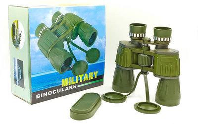 Бинокль Bushnell TY-50CT Military-2 с чехлом кратность 10х, диаметр объектива 50мм