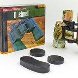 Бинокль Bushnell 1506 с чехлом кратность 8х, диаметр объектива 40мм