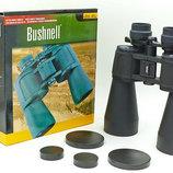 Бинокль Bushnell 0017 с чехлом кратность 10-90х, диаметр объектива 80мм