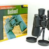 Бинокль Bushnell AXT1136-B с чехлом кратность 50х, диаметр объектива 50мм