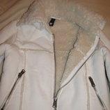 Дубльонка брендова зимова стильна H&M Оригінал Швеція р.М