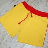 Трикотажные спортивные шорты