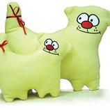 Подушка - игрушка Кот баюн