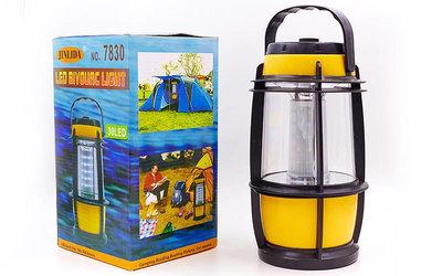 Фонарь кемпинговый светодиодный переносной 7830 30 ламп, размер 25х12см 30 ламп, размер 25х12см