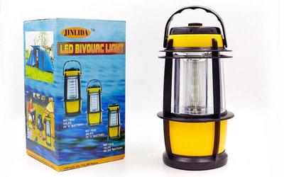 Фонарь кемпинговый светодиодный переносной 7820 20 ламп, размер 25х12см