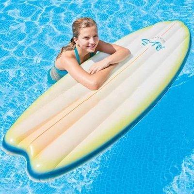 Матрас надувной Доска для сёрфинга , 178х69 см