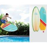 Матрас надувной Доска для сёрфинга , 178х69 см, цвета Микс