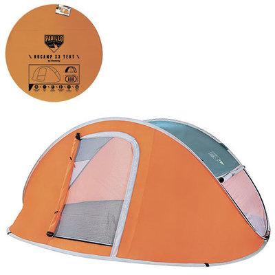 Палатка BW 68005 Тент Пляжная 3 -х местная. BestWay 235х190х100 см.