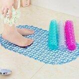 Коврик силиконовый в ванную, коврик банный, силиконовый коврик для ванной комнаты
