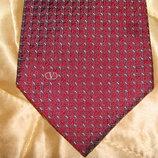 галстук VALENTINO оригинал шелк Италия идеал