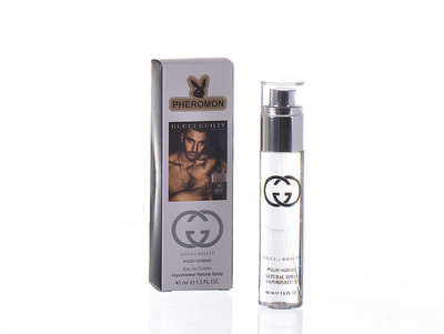 Мужские мини-парфюм с феромонами 45 мл Gucci Guilty Pour Homme