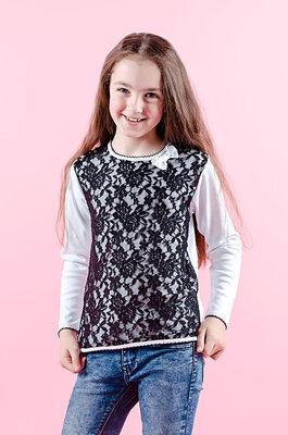 Блуза Для Девочки рост 104-140