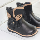 Демисезонные ботинки сапожки В наличии