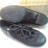 Джазовки кожаные , обувь для танцев