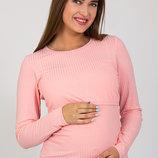 Реглан джемпер футболка лонгслив для беременных и кормящих Reima
