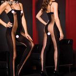 Эротическая боди-сетка Эротическое белье Сексуальное белье