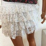 стильная юбочка р36 брендовая