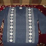 Продам красивый мужской свитер размер L