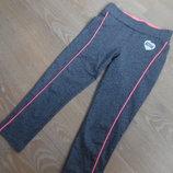 Штаны спортивные девочке 10-11 лет 146 см Young Dimension Янг Дайменшн оригинал серые новые