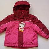 Куртка зимняя термо C&A Hello kity. 128см