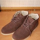 ботинки Yo kids, коричневые, 34, оригинал