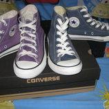 Кеды Converse оригинал 34-35 размер по стельке 22-22,5 см.В идеальном состоянии. Легенькие , дышащие