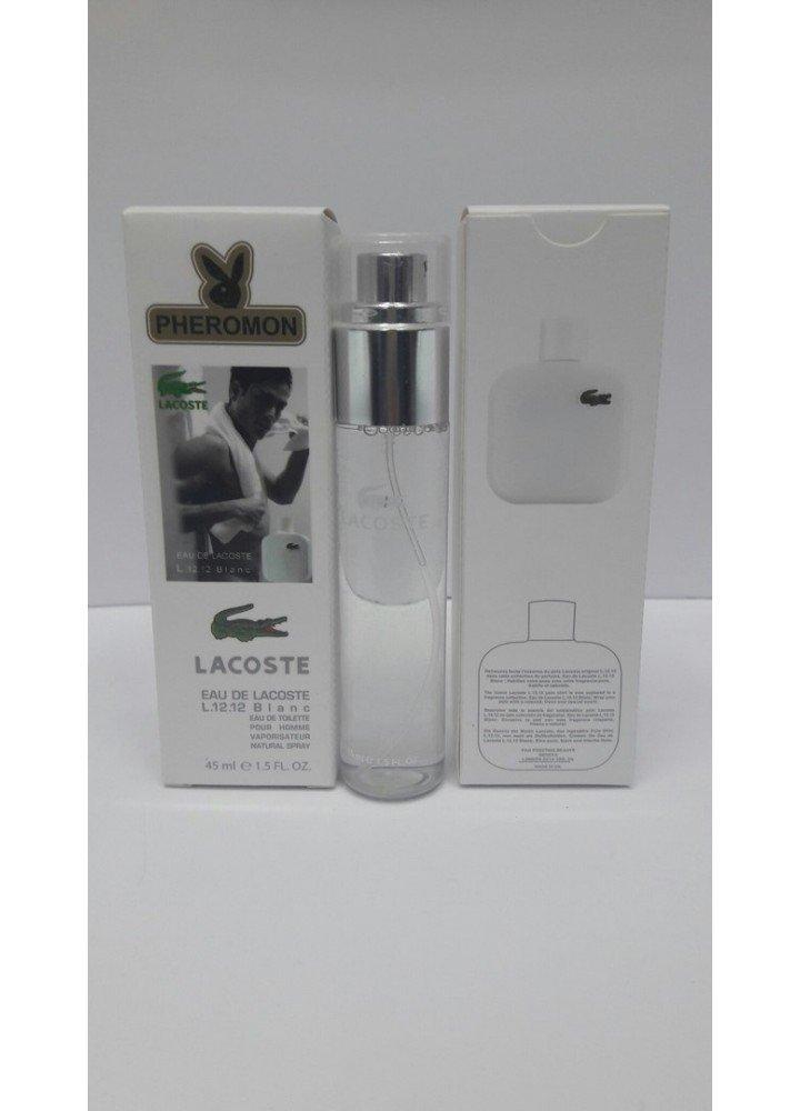 Lacoste Eau De L.12.12 Blanc 45 мл для мужчин  110 грн - мужская парфюмерия  lacoste в Харькове ebff706ccb549