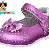 Туфельки для девочки Шалунишка