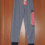 Спортивные штаны на рр.116-146