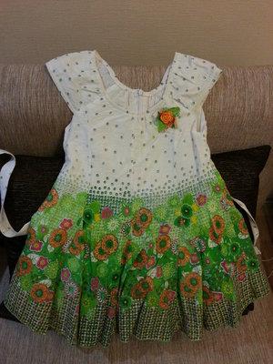 Продано: Платье, 5-6 лет