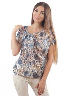 Фирменная блуза - футболка. Есть большие размеры до 2XL.
