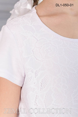 Нарядная и удобная блуза