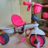 Велосипед детский трехколесный Smart Trike Dream 4 в 1 розовый Смарт Трайк
