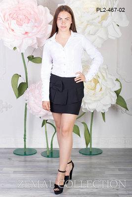 3 расцветки красивых юбок для школьных модниц
