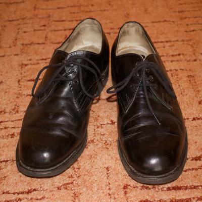 Туфли классические мужские, натуральная кожа, по стельке 27 см