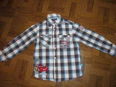 Рубашка на мальчика р-116 Disney
