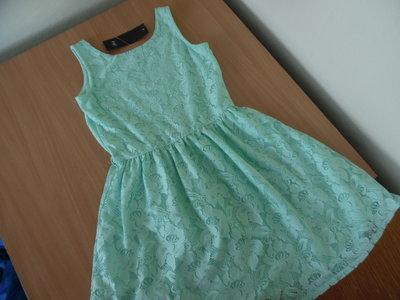 платье 11-12 л 152 см нарядное девочке детское F&F новое с б бирками тифани