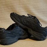 Серые кожаные кроссовки ASIСS GEL-Impact Guidance System I.G.S 49 р