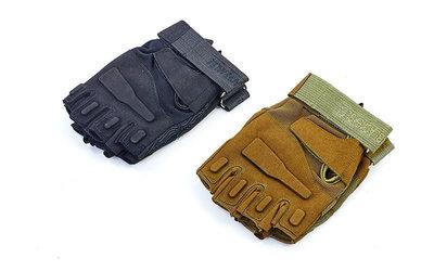 Перчатки тактические с открытыми пальцами Blackhawk 4380 размер L-XL, 2 цвета
