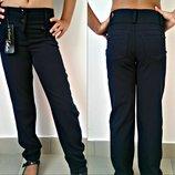 Школьные брюки для девочки р.140 по оптовой цене