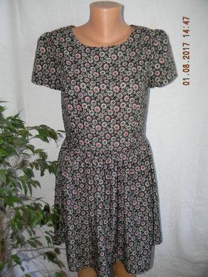 Легкое платье с принтом Atmosphere